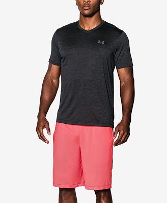 Under Armour Men S Tech V Neck Men S Short Sleeve Shirt T Shirts