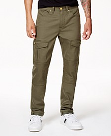 Men's Flight Slim-Straight Jeans, Created for Macy's