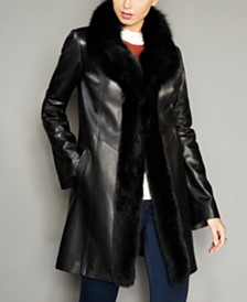 Fur Clothing by The Fur Vault - Macy's