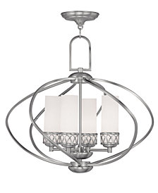 Livex Westfield Chandelier Light