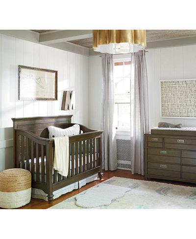 Varsity Baby Crib Furniture Collection