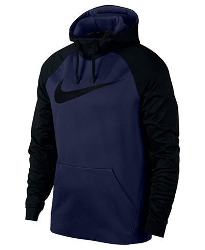 Nike Men's Colorblocked Therma Performance Hoodie