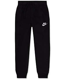 Nike Fleece Jogger Pants, Little Boys