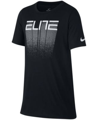 Image of Nike Dri-FIT Graphic-Print T-Shirt, Big Boys (8-20)
