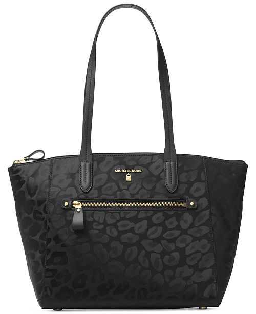 f2482b144a7d3a Michael Kors Kelsey Top-Zip Medium Tote. Macy's / Handbags & Accessories