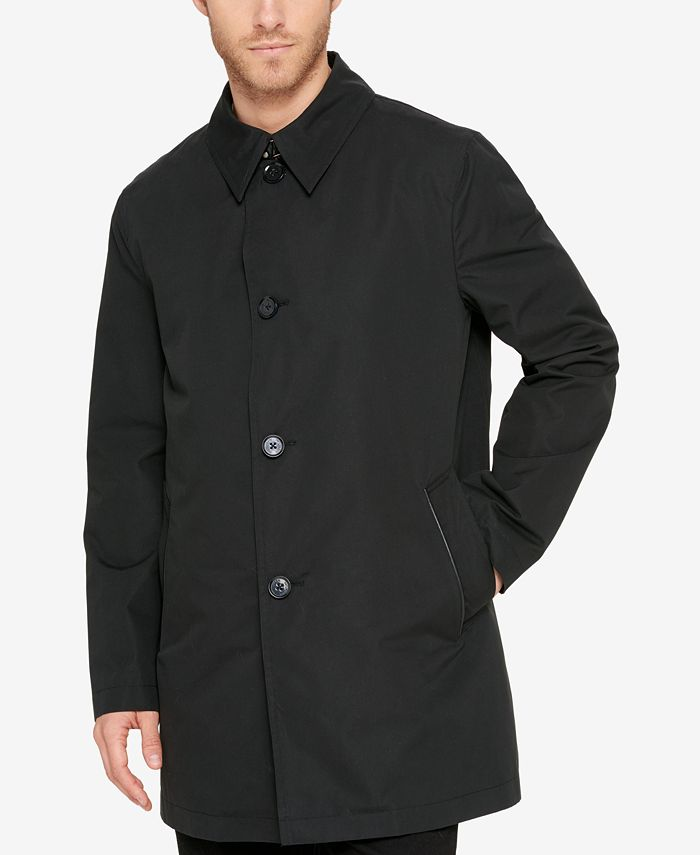 Cole Haan - Men's Car Coat With Removable Liner