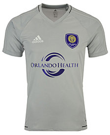 adidas Men's Orlando City SC Short Sleeve Training Top