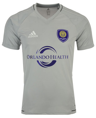 adidas Men's Orlando City SC Short Sleeve Training Top