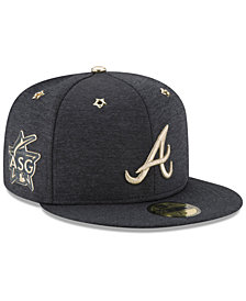 New Era Boys' Atlanta Braves 2017 All Star Game Patch 59FIFTY Fitted Cap