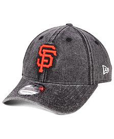 New Era San Francisco Giants Italian Washed 9TWENTY Cap
