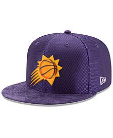 New Era Phoenix Suns On-Court Collection Draft 9FIFTY Snapback Cap