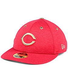 New Era Cincinnati Reds 2017 All Star Game Patch Low Profile 59FIFTY Fitted Cap