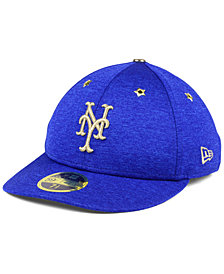 New Era New York Mets 2017 All Star Game Patch Low Profile 59FIFTY Fitted Cap