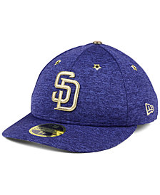 New Era San Diego Padres 2017 All Star Game Patch Low Profile 59FIFTY Fitted Cap