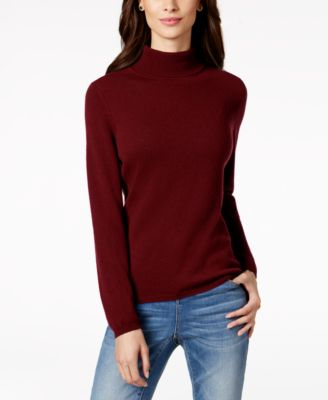 Polo Ralph Lauren Cable Wool Cashmere Blend Roll-Neck Cotton ...