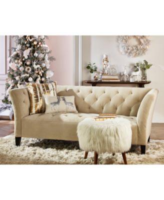 arielle tufted fabric sofa catosfera net rh catosfera net