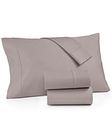 AQ Textiles Devon 4-Pc California King Sheet Set, 900 Thread Count, Created for Macy's