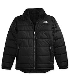 The North Face Mount Chimborazo Reversible Fleece Puffer Jacket, Little Boys & Big Boys