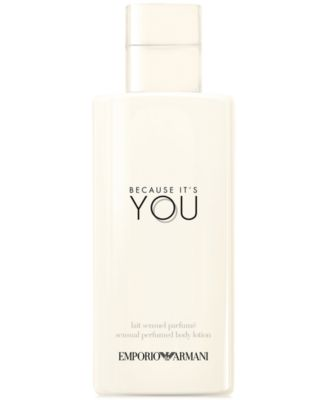 Because It's You Body Lotion, 6.7 oz.