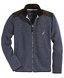 Nautica Fleece Jacket, Big Boys