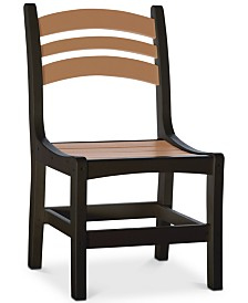 Casual Dining Chair, Quick Ship