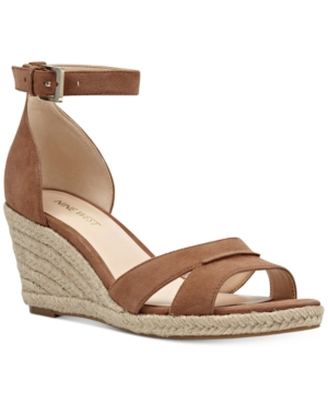 Nine West Jabrina Wedge Sandals Women
