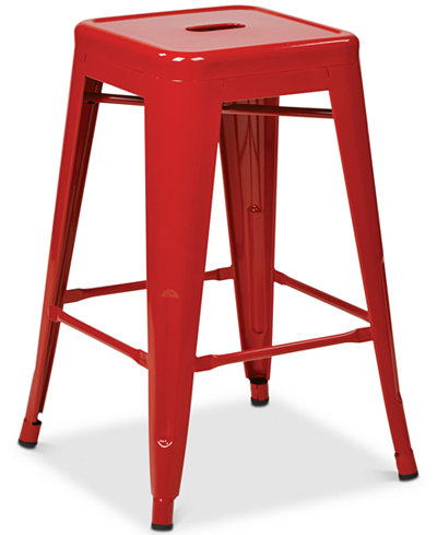Gordyn Metal Bar Stool 24