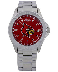 Jack Mason Men's Louisville Cardinals Color Sport Watch