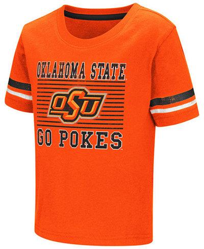 Colosseum Oklahoma State Cowboys Qualifier T-Shirt, Toddler Boys