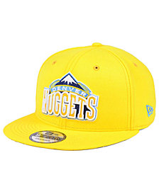 New Era Denver Nuggets Solid Alternate 9FIFTY Snapback Cap