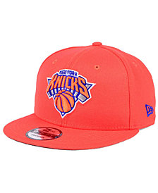New Era New York Knicks Solid Alternate 9FIFTY Snapback Cap