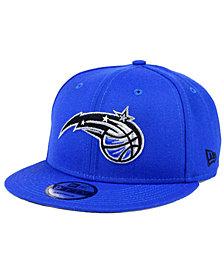 New Era Orlando Magic Solid Alternate 9FIFTY Snapback Cap