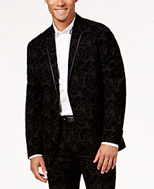 I.N.C. Men's Flocked Blazer, Created for Macy's