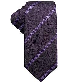 "Alfani Men's Purple 2.75"" Slim Tie, Created for Macy's"
