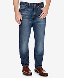 Lucky Brand Men's 121 Slim Fit Heritage Jeans