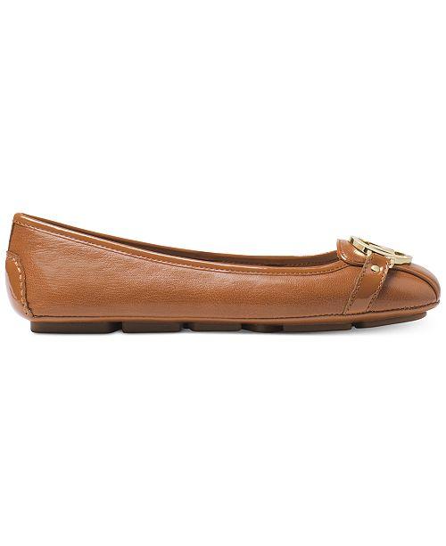 261b8ff91 Michael Kors Fulton Moc Flats & Reviews - Flats - Shoes - Macy's