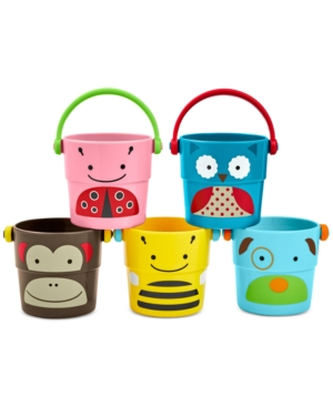 Skip Hop Zoo Stack  Pour Buckets