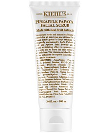 Pineapple Papaya Facial Scrub, 3.4-oz.