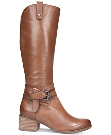 Image 2 of Naturalizer Dev Wide-Calf Tall Boots