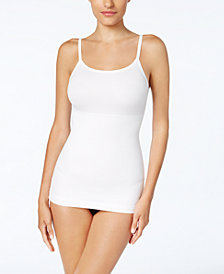 Maidenform Women's  Firm Control Fat Free Long Length Tank 3266