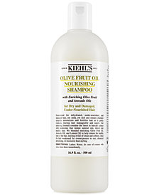 Kiehl's Since 1851 Olive Fruit Oil Nourishing Shampoo, 16.9-oz.
