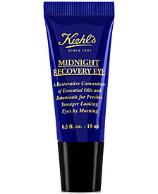 Kiehl's Since 1851 Midnight Recovery Eye, 0.5-oz.