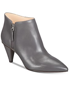 05ca6d6ffd0 Nine West Yames Pointed-Toe Booties