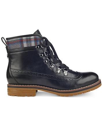 Image 2 of Tommy Hilfiger Ollia Lace-Up Booties