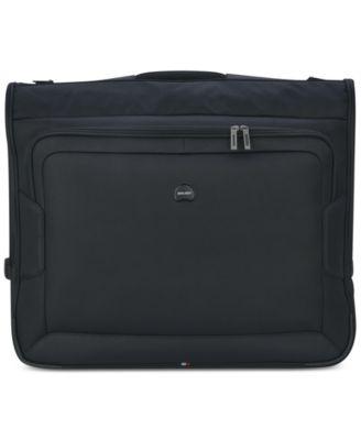 Opti-Max Book Opening Garment Bag, Created for Macy's