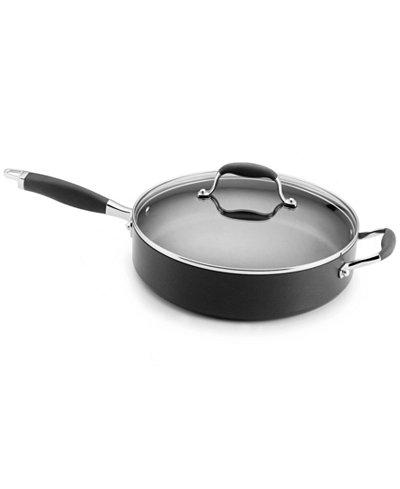 Anolon Advanced 5 Qt. Covered Saute Pan