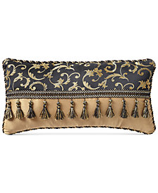 "CLOSEOUT! Croscill Pennington 22"" x 11"" Boudoir Decorative Pillow"