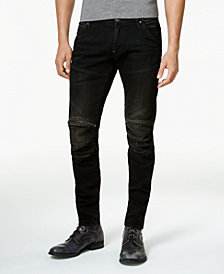 G-Star RAW Men's 5620 3D Slim-Fit Stretch Logo Jeans