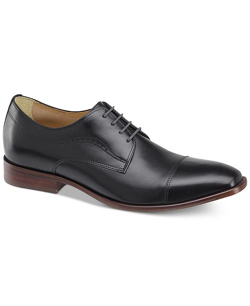 Johnston & MurphyMcClain Cap Toe Dress Oxford 8noh1hlnxz