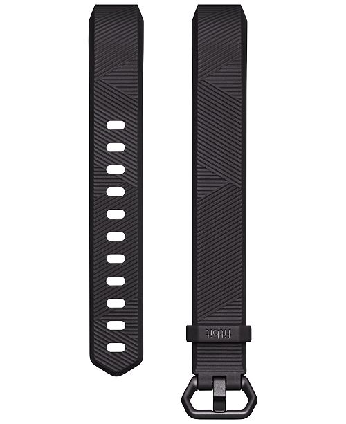 Fitbit Alta Heart Rate Wristband Smart Watch 16mm & Reviews